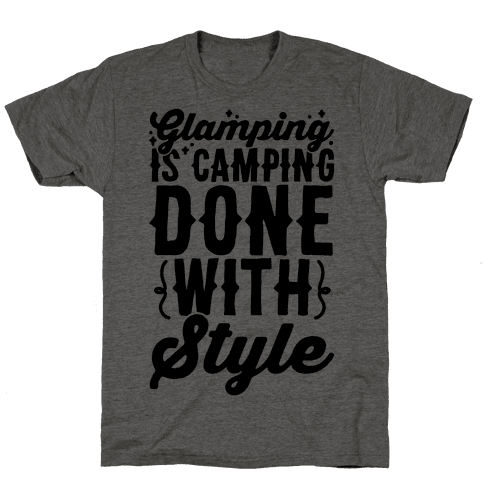 Glamping Is Camping Done With Style