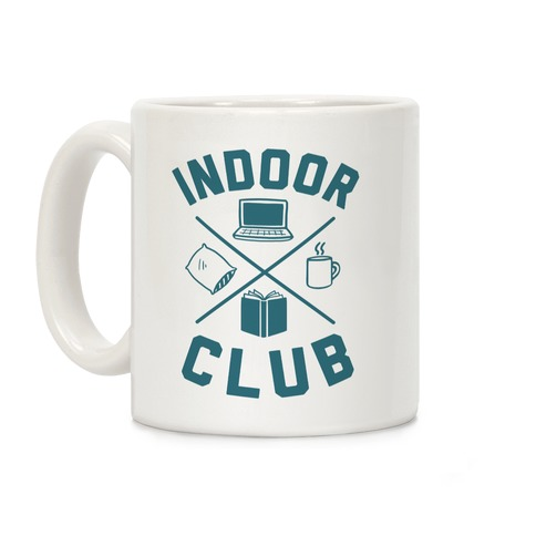 Indoor Club Coffee Mug