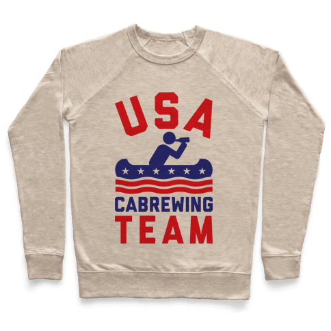 USA Cabrewing Team Pullover