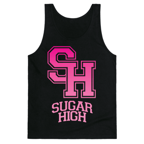 Sugar High Tank Top