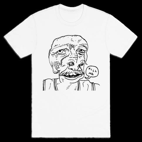 Birdman Krolling Mens T-Shirt