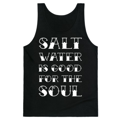 Salt Water Tank Top