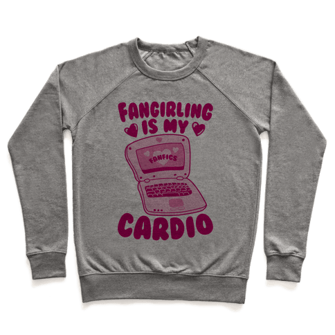 Fangirling Is My Cardio