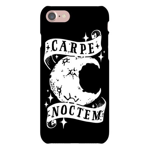 Carpe Noctem Phone Case