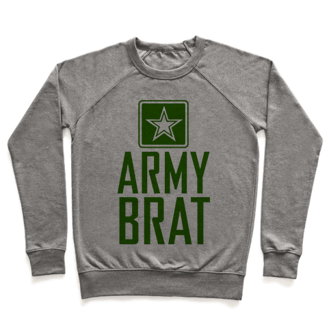 Army Brat Pullover