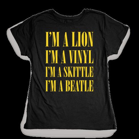 Teen Spirit Womens T-Shirt
