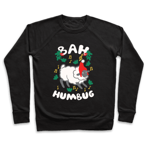 Bah Humbug Pullover