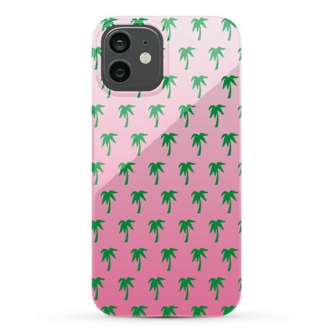 Palm Tree Pattern Case Phone Case