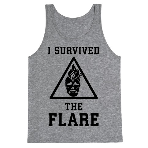 I Survived The Flare Tank Top