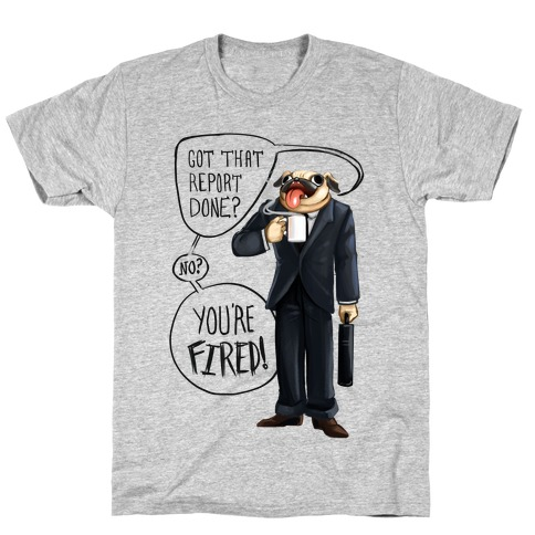 Professional Pug T-Shirt