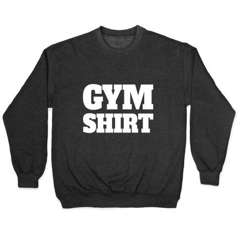 Gym Shirt Pullover