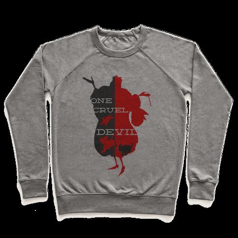 One Cruel Devil Pullover
