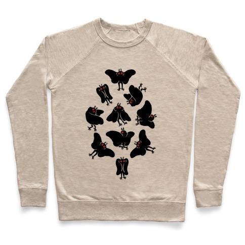 Cute Mothman Club Pullover