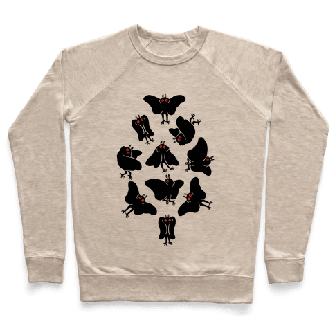 Cute Mothman Club Pullover