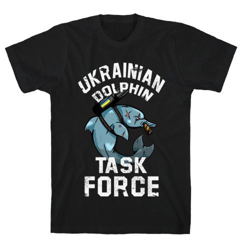 Ukrainian Dolphin Task Force T-Shirt