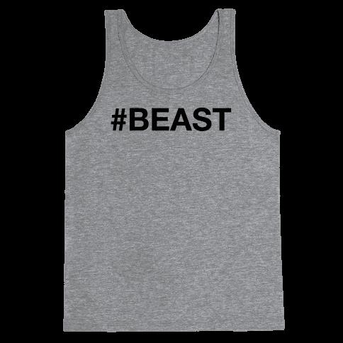 # BEAST Tank Top