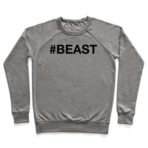 # BEAST Pullover