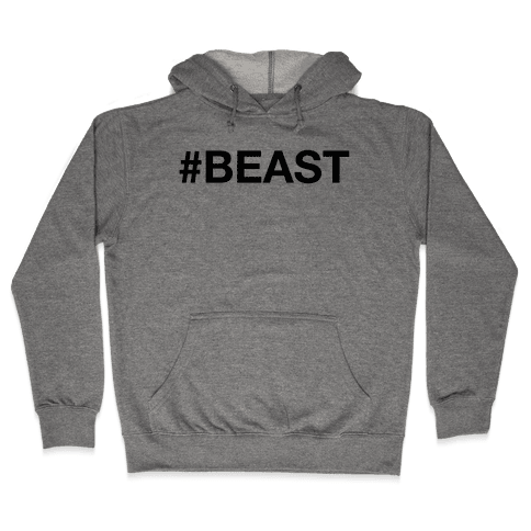 # BEAST Hooded Sweatshirt