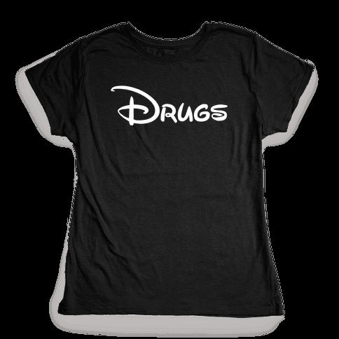 DISNEY MAGIC Womens T-Shirt