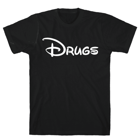 DISNEY MAGIC Mens T-Shirt