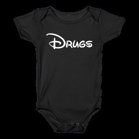 DISNEY MAGIC Baby Onesy