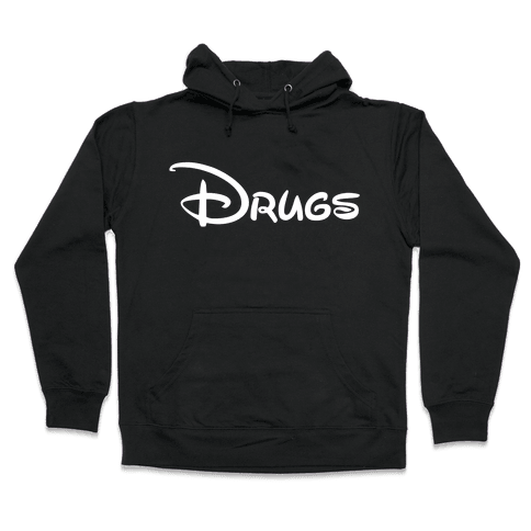 DISNEY MAGIC Hooded Sweatshirt