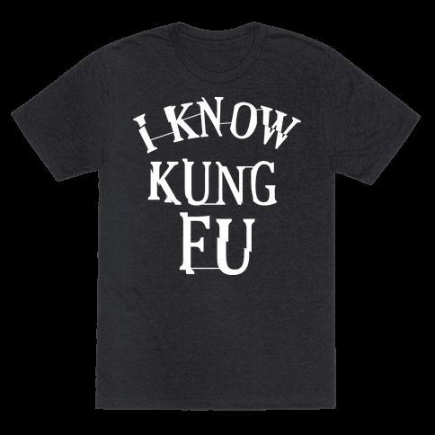 I Know Kung Fu