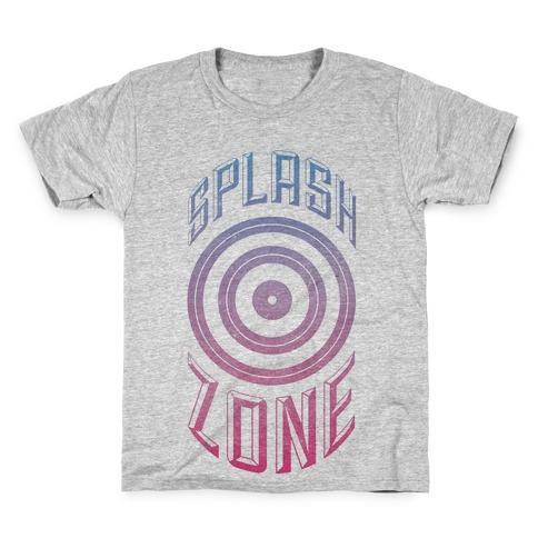 Splash Zone Kids T-Shirt
