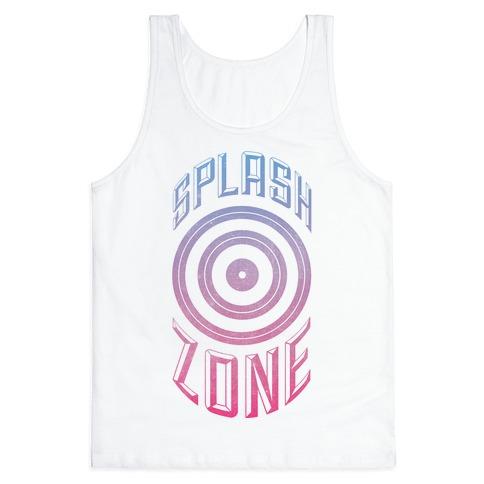Splash Zone Tank Top
