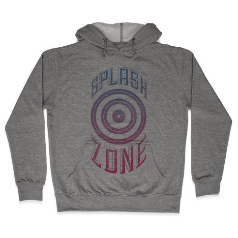 Splash Zone Hooded Sweatshirt