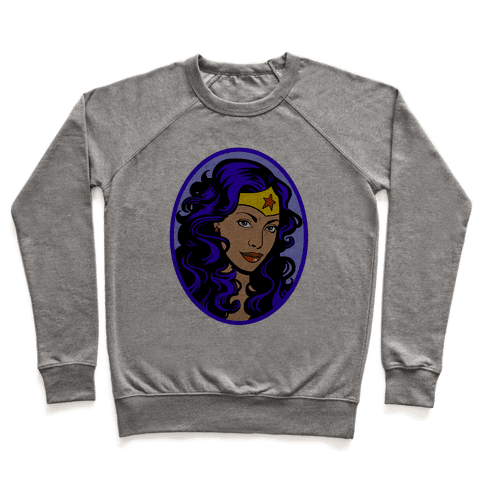 Gina Torres For Wonder Woman Pullover