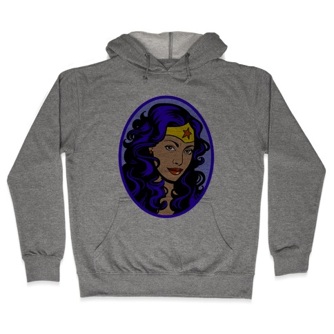 Gina Torres For Wonder Woman Hooded Sweatshirt