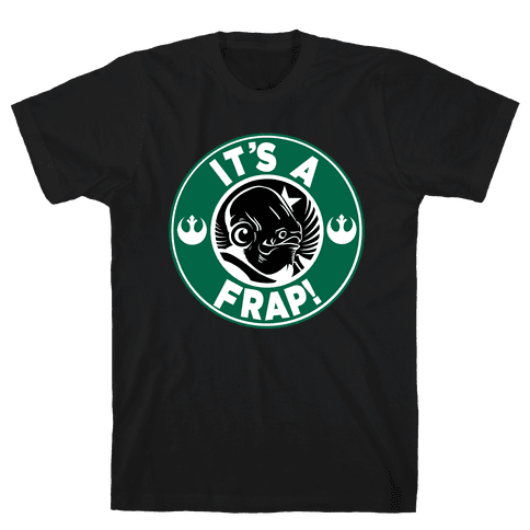It's A Frap!  Mens T-Shirt