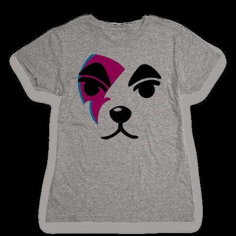 Ziggy Slider Womens T-Shirt