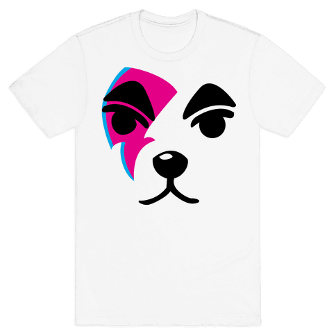 Ziggy Slider Mens T-Shirt