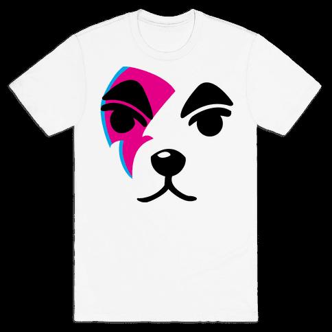 Ziggy Slider Mens T-Shirt