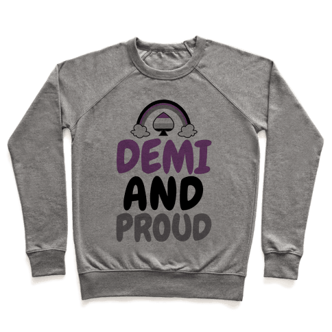 Demi And Proud Pullover