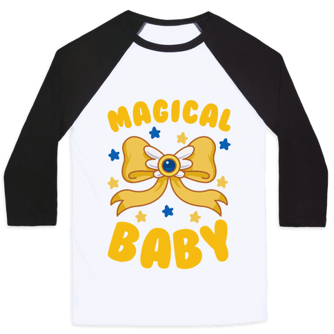 Magical Baby (Gold) Baseball Tee