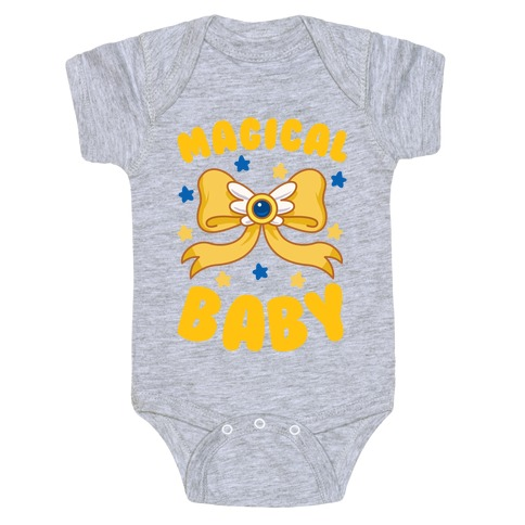 Magical Baby (Gold) Baby Onesy