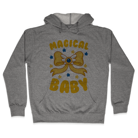 Magical Baby (Gold) Hooded Sweatshirt