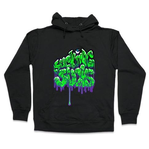 Sucking Sucks Hooded Sweatshirt