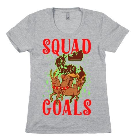 Squad Goals Womens T-Shirt