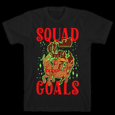 Squad Goals Mens T-Shirt