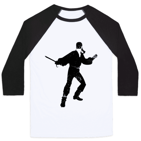 The Dread Pirate Roberts Baseball Tee
