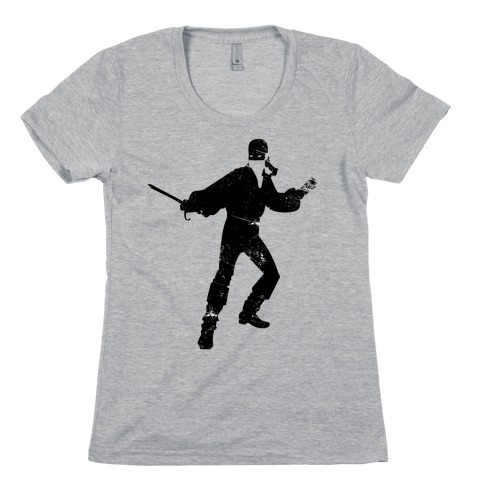 The Dread Pirate Roberts Womens T-Shirt
