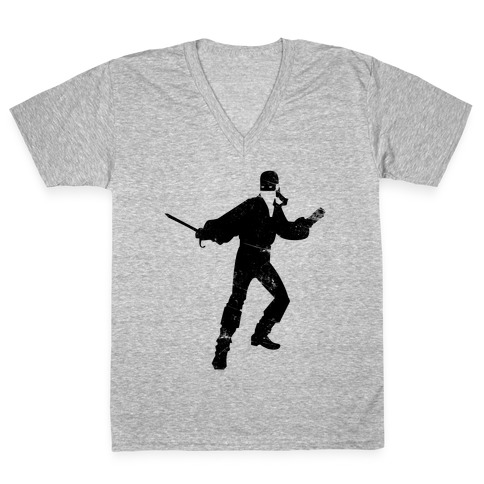 The Dread Pirate Roberts V-Neck Tee Shirt