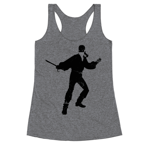 The Dread Pirate Roberts Racerback Tank Top