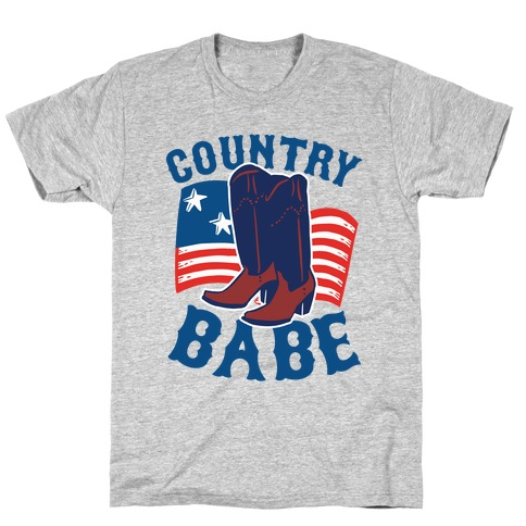 Country Babe T-Shirt