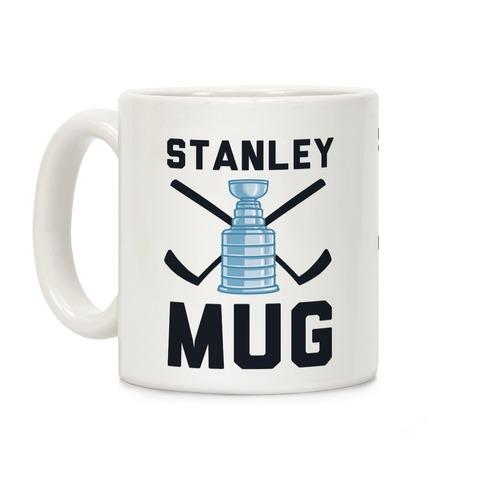 Stanley Mug (Hockey) Coffee Mug
