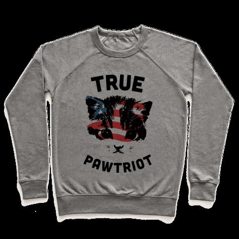 True Pawtriot Pullover